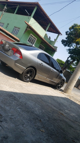 honda civic 1.8 lxs flex 4p 2008
