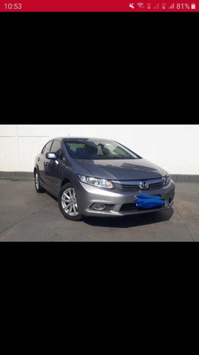 honda civic 1.8 lxs flex 4p 2014