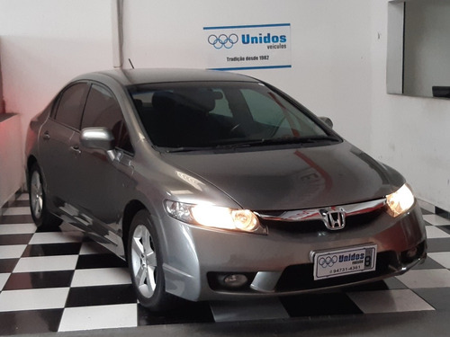 honda civic 1.8 lxs flex aut. 4p 2010