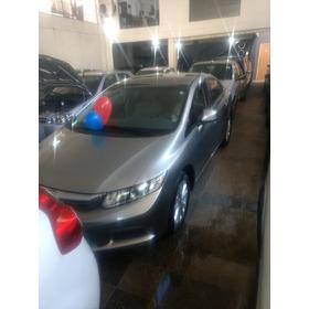Honda Civic 1.8 Lxs Flex Aut. 4p 2013