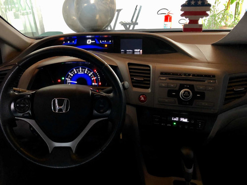 honda civic 1.8 lxs flex aut. 4p 2014