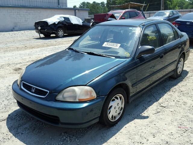Honda civic 1996 2000 alternador en mercado libre for 1996 honda civic dx manual window regulator