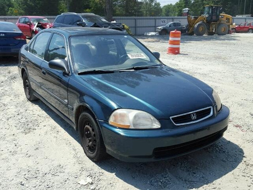 honda civic 1996-2000 carter de motor