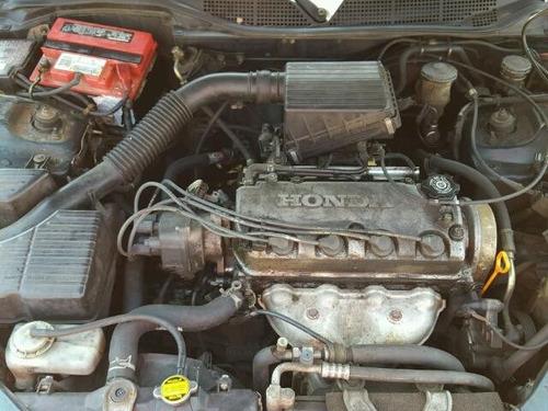honda civic 1996-2000 condensador del clima