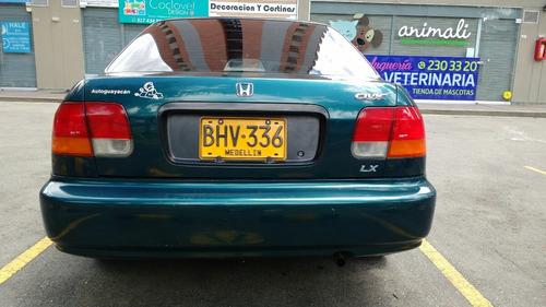 honda civic 1996 lx 1.5