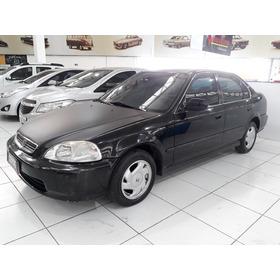 Honda Civic 1998 1.6 Ex Aut. 4p