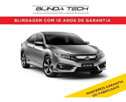 honda civic 2.0 16v flexone ex 4p cvt