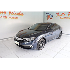Honda Civic 2.0 16v Flexone Exl 4p Cvt 2020