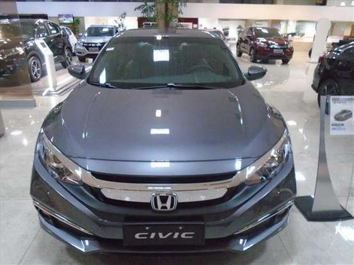 honda civic 2.0 16v flexone exl 4p cvt 2020