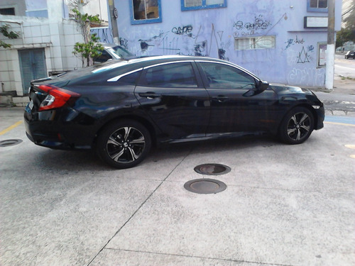 honda civic 2.0 16v flexone sport 4p cvt