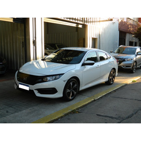 Honda Civic 2.0 Ex /// 2017 - 38.000km