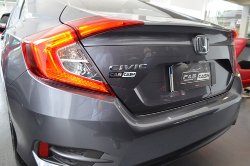 honda civic 2.0 ex at - cc