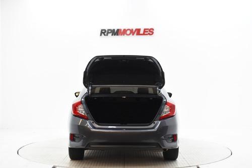 honda civic 2.0 ex automático 2018 rpm moviles