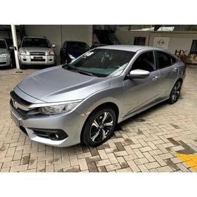 Honda Civic 2.0 Ex Cvt 2018/2018
