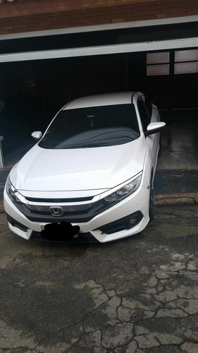 honda civic 2.0 ex flex aut. 4p 2018