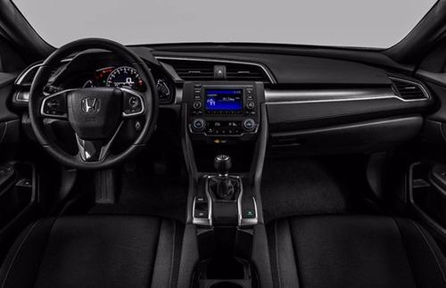 honda civic 2.0 ex flex aut. 4p - 2018/2018 0km