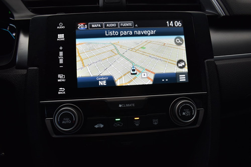 honda civic 2.0 ex-l automatico - car cash
