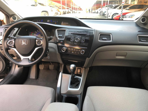 honda civic 2.0 ex sedan 5vel mt 2013