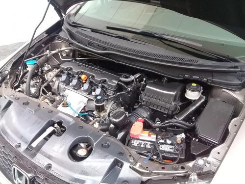 honda civic 2.0 ex sedan . at