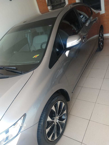 honda civic 2.0 lxr flex aut. 4p 2016