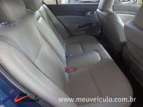 honda civic 2.0 lxr flex aut.2015