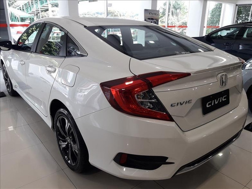 honda civic 2.0 sport 16v sedan flex ent. r$ 1.865,00 + par