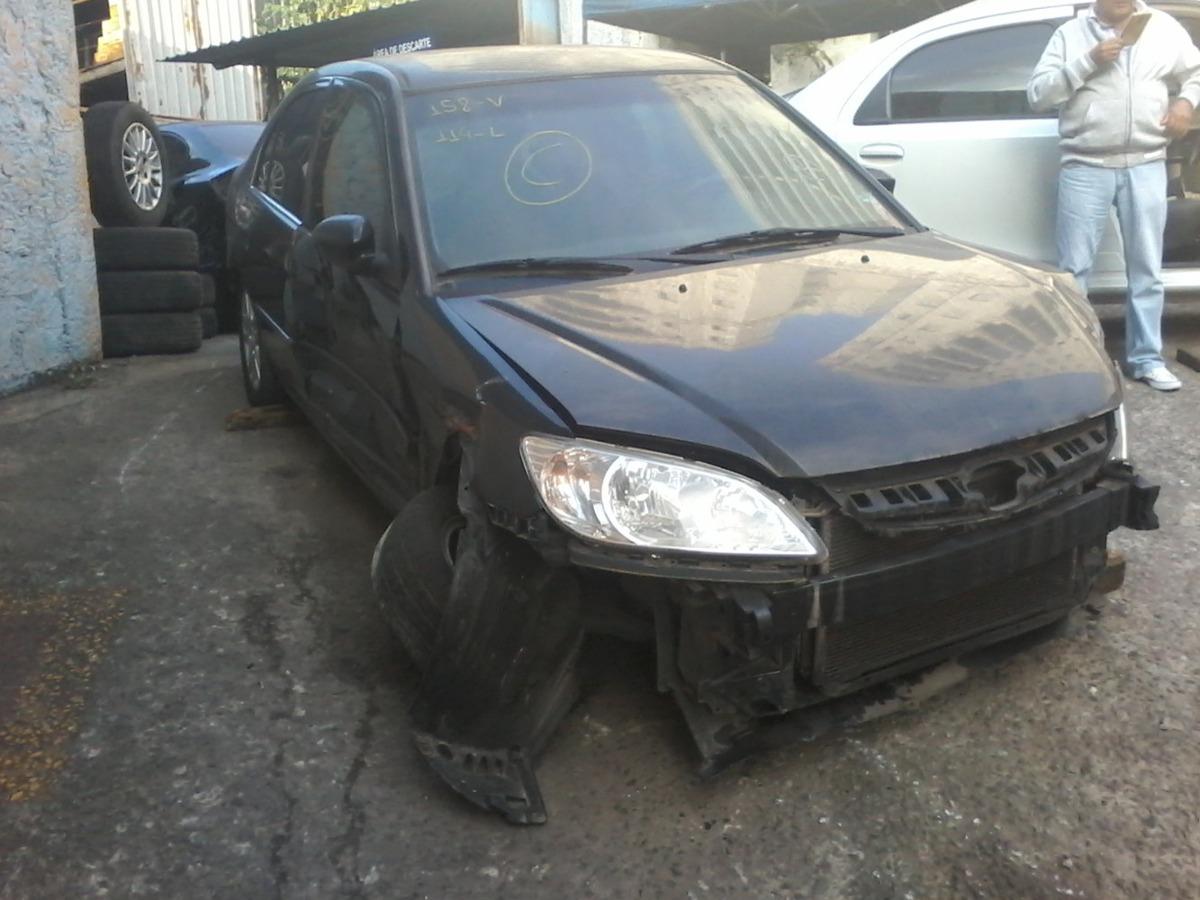 Honda Civic 2001 A 2006   Sucata Só Peças. Carregando Zoom.
