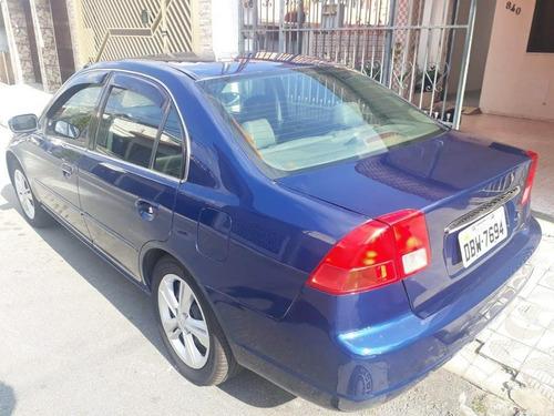 honda civic 2002 (carro de leilão)