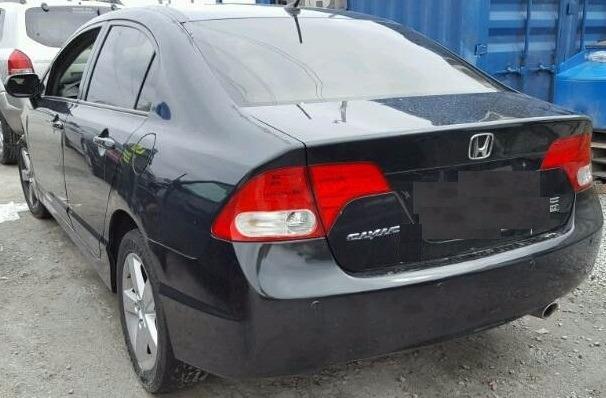 Honda Civic 2007 Peças A Partir De