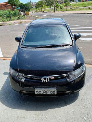 honda civic 2008 1.8 lxs flex 4p