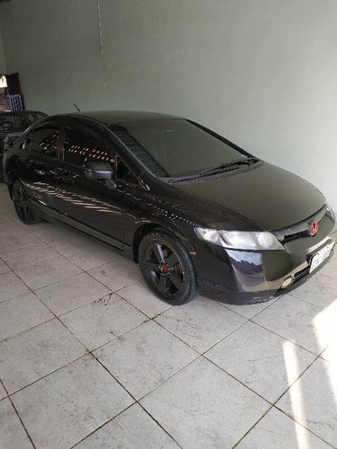 honda civic 2008 1.8 lxs flex aut. 4p