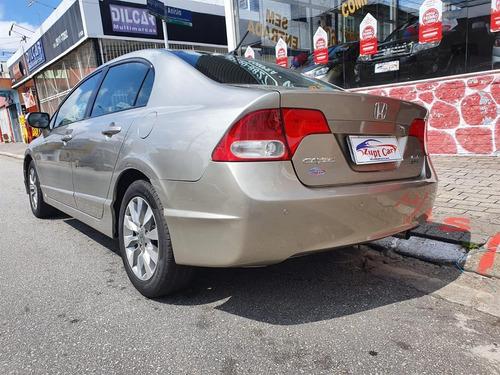 honda civic 2010 1.8 lxl flex aut. 4p honda civic 2008