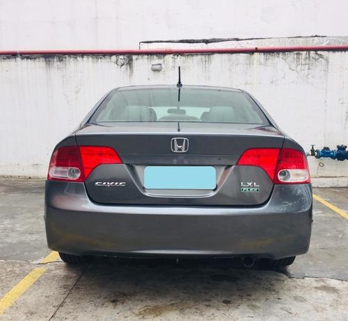 honda civic 2010-2011 1.8 lxl - flex - automático - couro