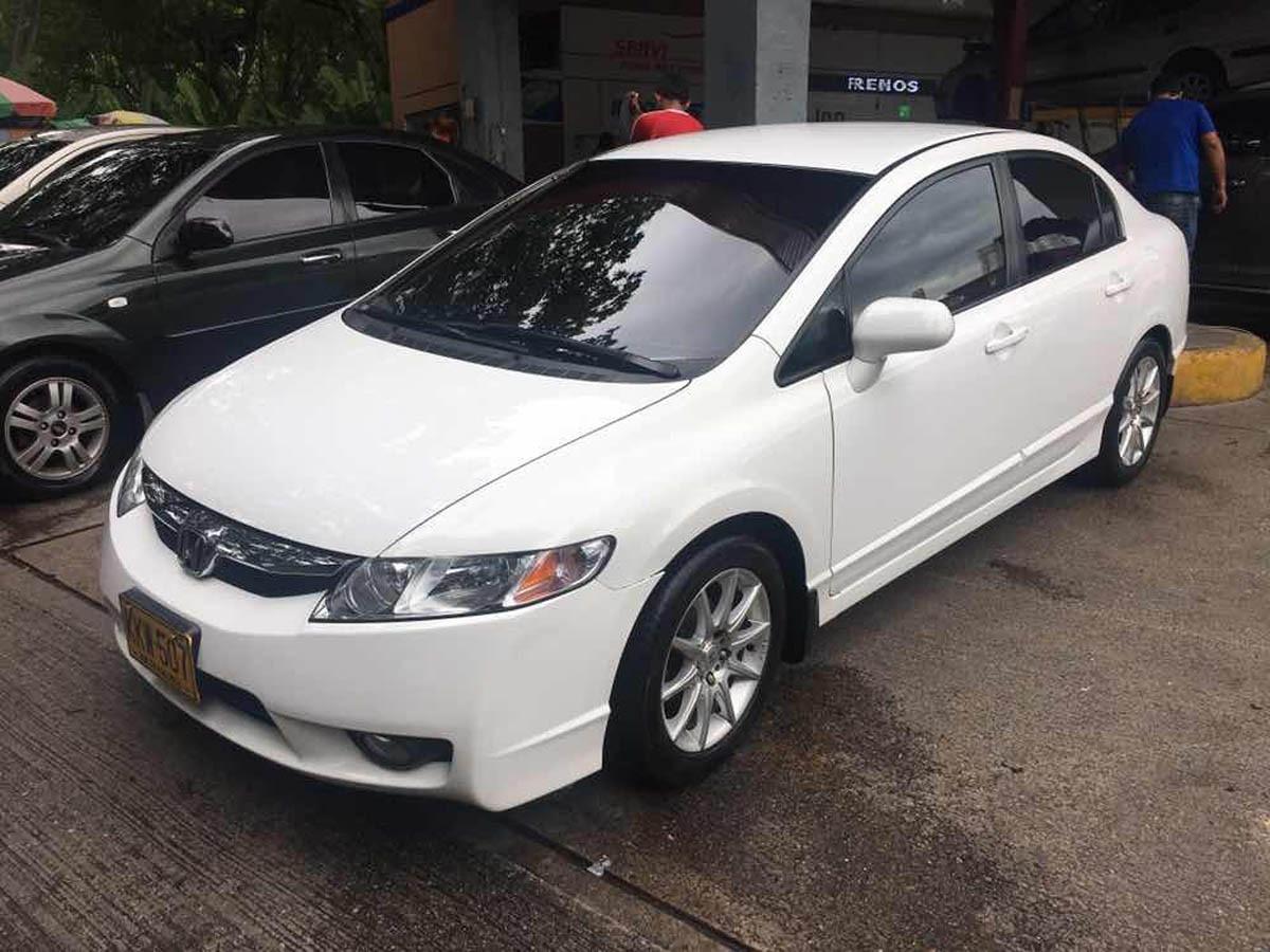 Honda Civic 2011 - $ 34.100.000 en Mercado Libre