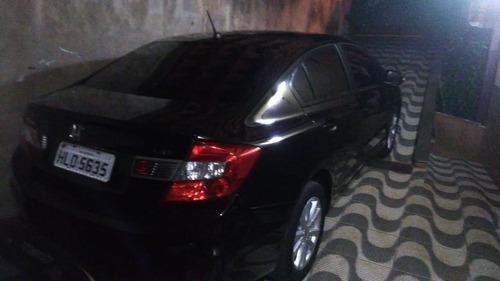 honda civic 2012 1.8 lxl flex aut. 4p