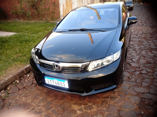 honda civic 2013 1.8 lxl flex aut. 4p