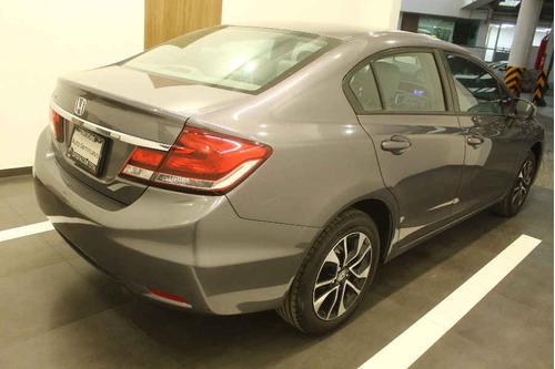 honda civic 2015 4p ex sedán l4/1.8 aut