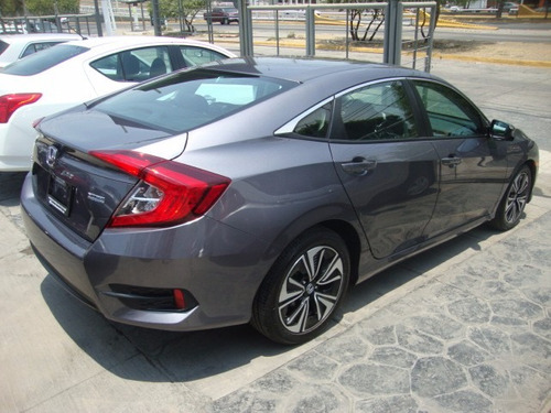 honda civic 2016 turbo plus cvt