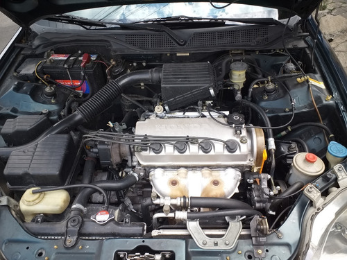 honda civic automático 1998