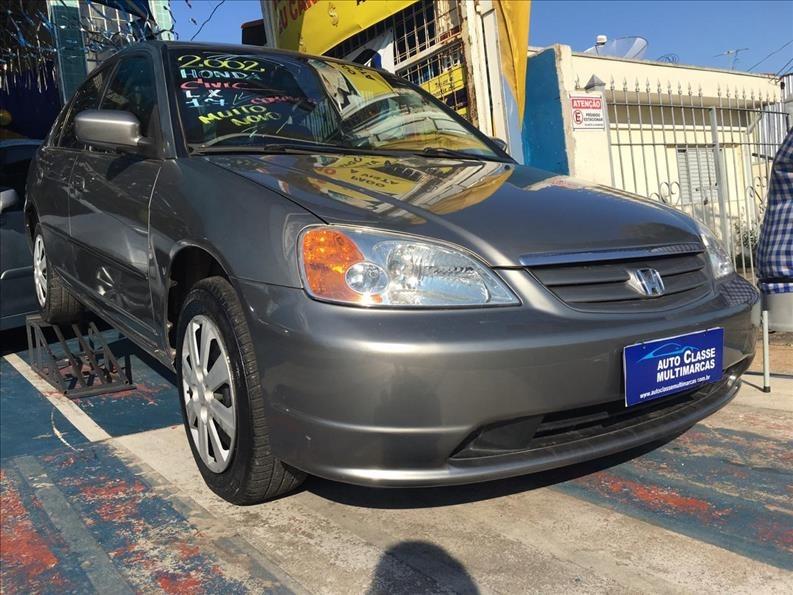 Honda Civic Civic 1.7 Lx 2002