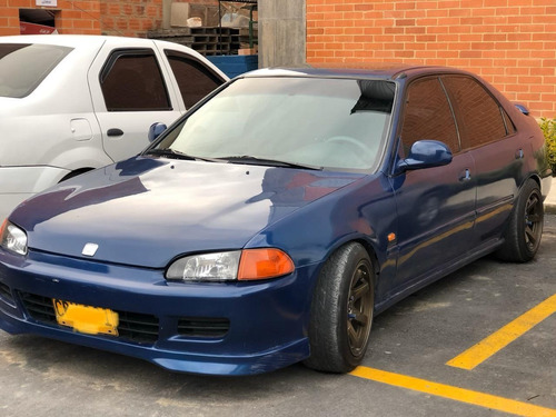 honda civic civic s i full inyec