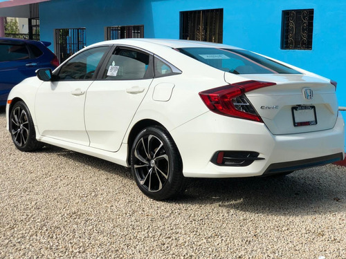 honda civic clin carfax