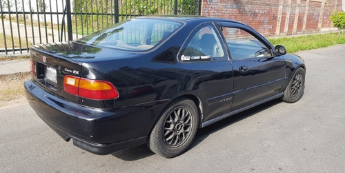 honda civic coupe 1994 ex full vtec equipo auto carro 94 ej1
