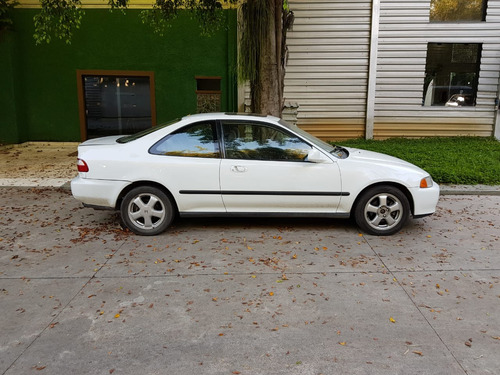 honda civic coupé 1995 ex motor de vti manual