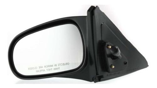 honda civic coupe 1996 - 2000 espejo izquierdo manual nuevo!
