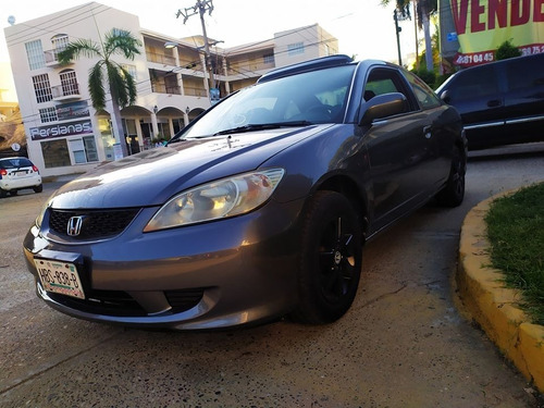 honda civic coupe 2005