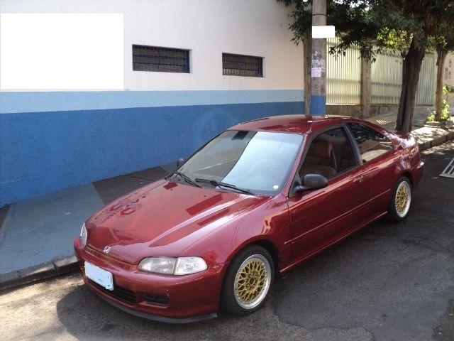 honda civic 1995 coupe exs