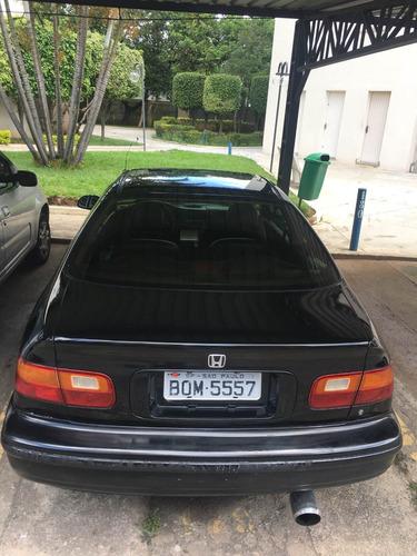 honda civic coupe ex aut