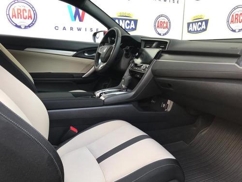 honda civic coupe turbo 2017