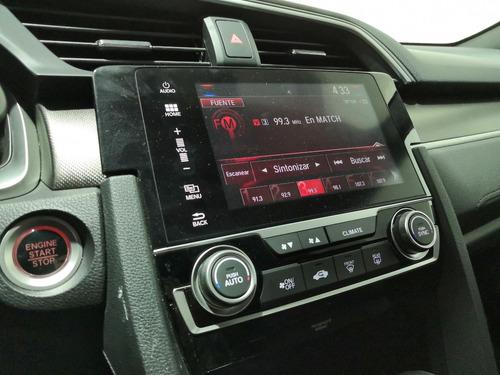 honda civic coupe turbo cvt 2019